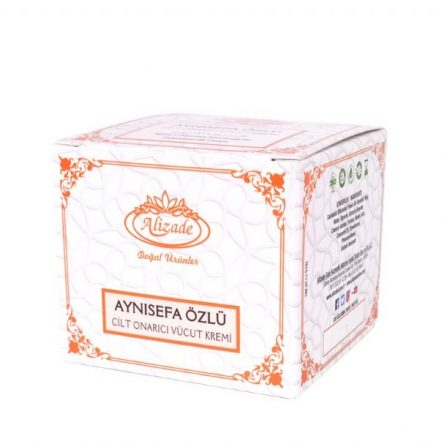 Aynısefa Özlü Masaj Kremi – Herbal Balm With Marigold