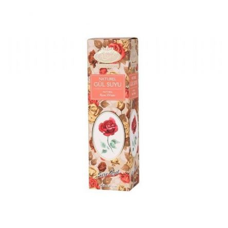 Saf Gül Suyu – Natural Rose Water