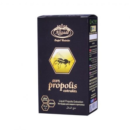 Propolis Ekstraktı – Bee Propolis Extract (Water Based)