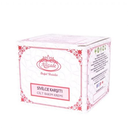 Sivilce Karşıtı Krem – Herbal Balm For Anti-Acne